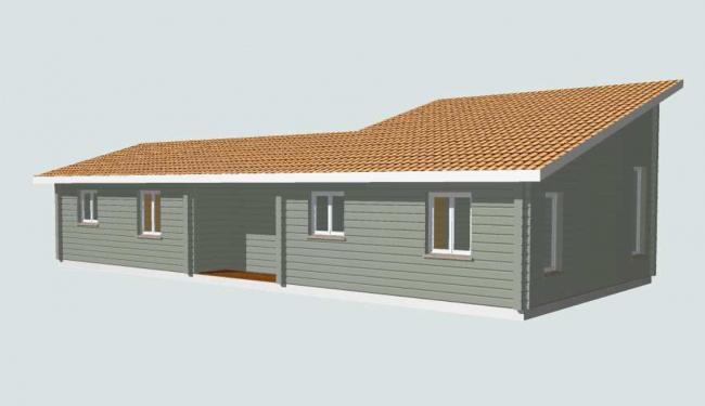 Kinderzimmers plans de maison en bois nouvelle rubrique for Maison et confort catalogue