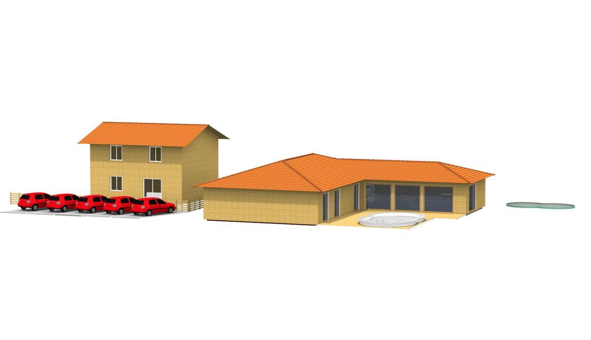 Maison bois en kit maison d 39 architecte loft for Loft maison