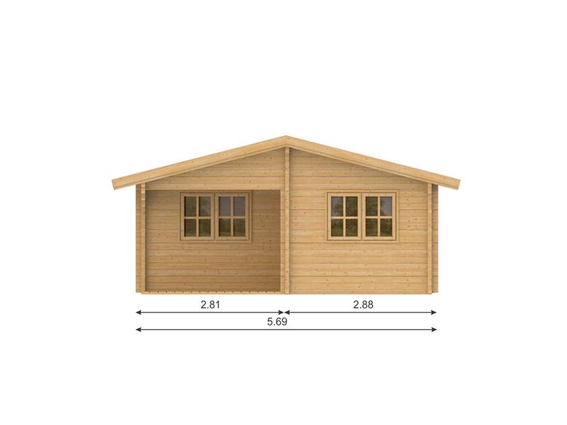 Maison bois en kit sweden - Maisons en bois en kit ...