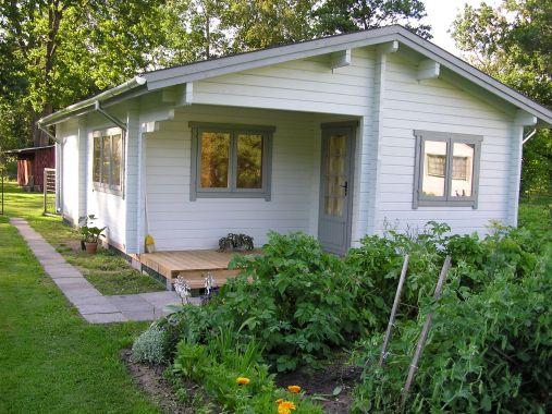 Maison bois en kit sweden for Maison en kit bois